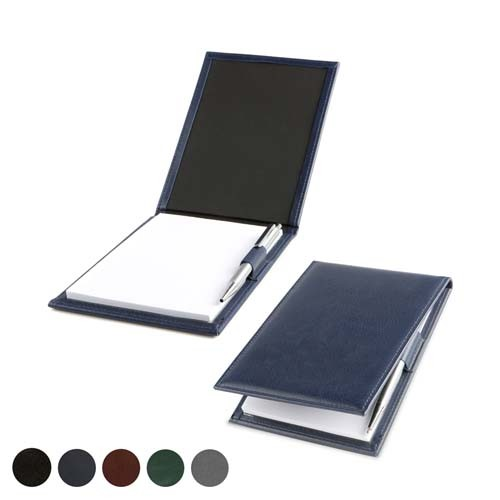 Hampton Leather  Waiter Order Pad, Black, Red, Green, Blue, Green