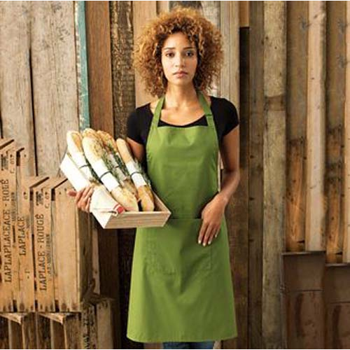 Colours bib apron with pocket, Green, Blue, Purple, Black, Green, Brown, Brown, Brown, Grey, Green, Pink, Pink, White, Blue, Yellow, Purple, Green, Blue, Blue, Brown, Natural, Blue, Green, Green, Orange, Pink, Purple, Red, Purple, Blue, Green, Blue, Grey, Red, Yellow, Blue, Brown, Blue, White