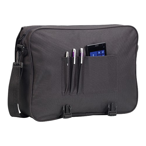 Higham Business Laptop Bag, Black