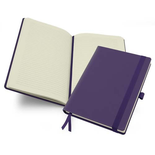 A5 Casebound Notebook With A Elastic Strap And Pen Loop In A Choice Of Colours In A Choice Of Belluno Colours, Black, Blue, Blue, Blue, Blue, Blue, Purple, Red, Red, Red, Pink, Pink, Yellow, Green, Green, Green, Green, Orange, White, Brown, Brown, Brown,