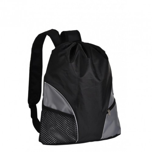Lightweight Backpack, Black, Blue