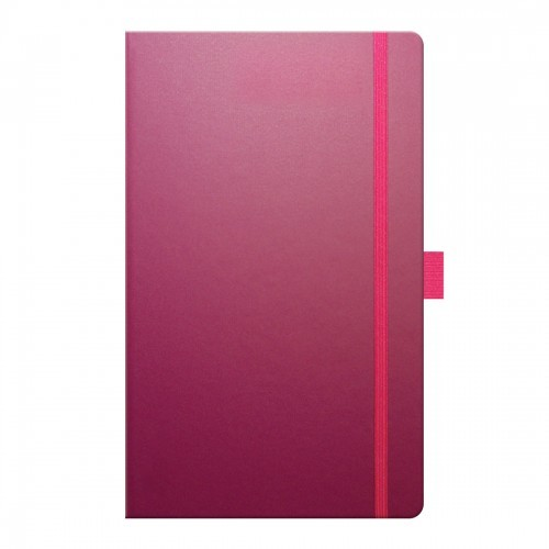 Medium Notebook Ruled Paper Matra , Green, Black, Brown, Purple, Blue, Green, Yellow, Red, Orange, Purple, Blue, Pink, Blue